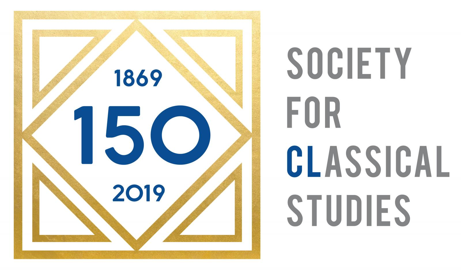 Society for Classical Studies Logo