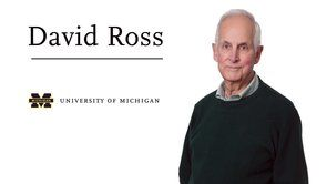 <p><strong>David Ross</strong><br />University of Michigan</p>