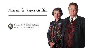<p><strong>Miriam & Jasper Griffin</strong><br />Oxford University</p>